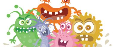Germs Are Here to Stay