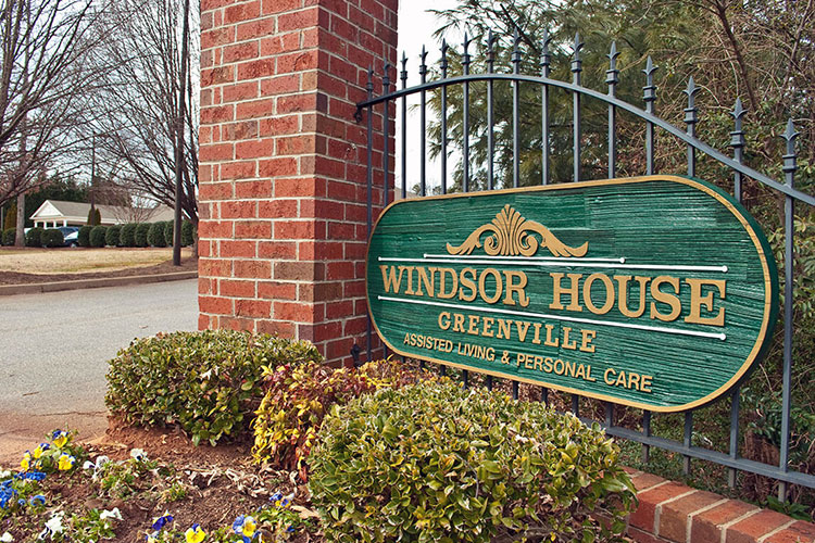 Windsor House Greenville