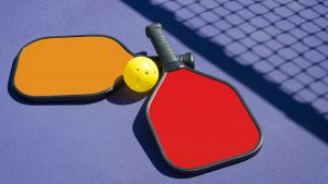 Stay Fit With Pickleball