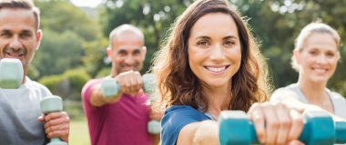CORA Physical Therapy - Staying Active