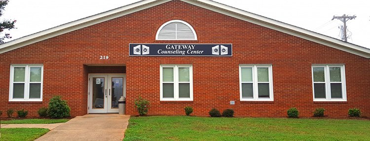 Gateway Counseling Building