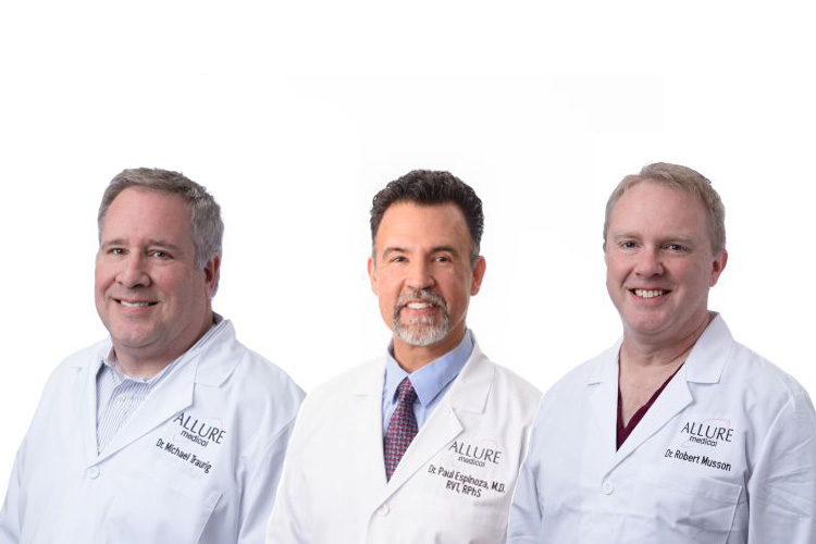 Doctors at Allure Medical