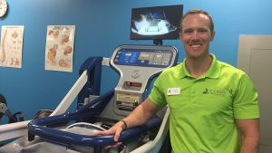 AlterG at CORA Physical Therapy