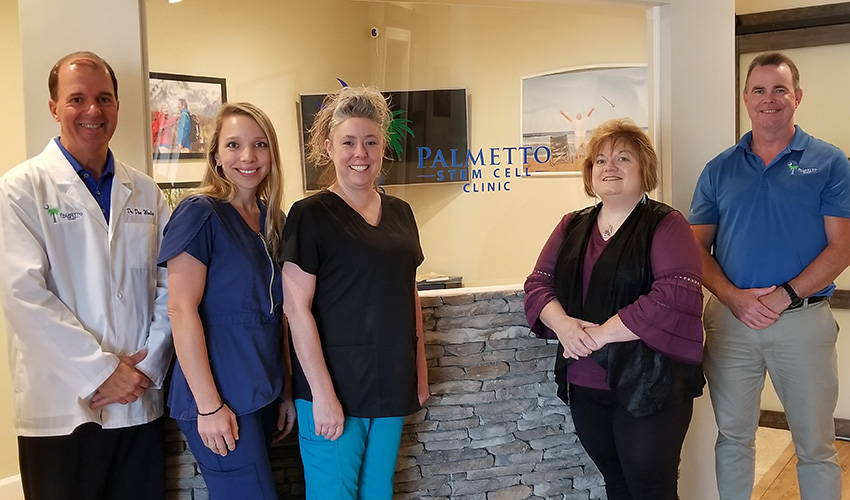 Palmetto Stem Cell Clinic Staff
