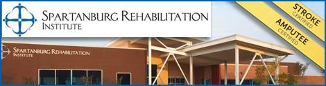 Visit Spartanburg Rehabilitation Institute online. Click for more information.