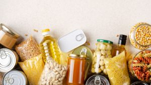 Food Ingredients for Simple Recipes