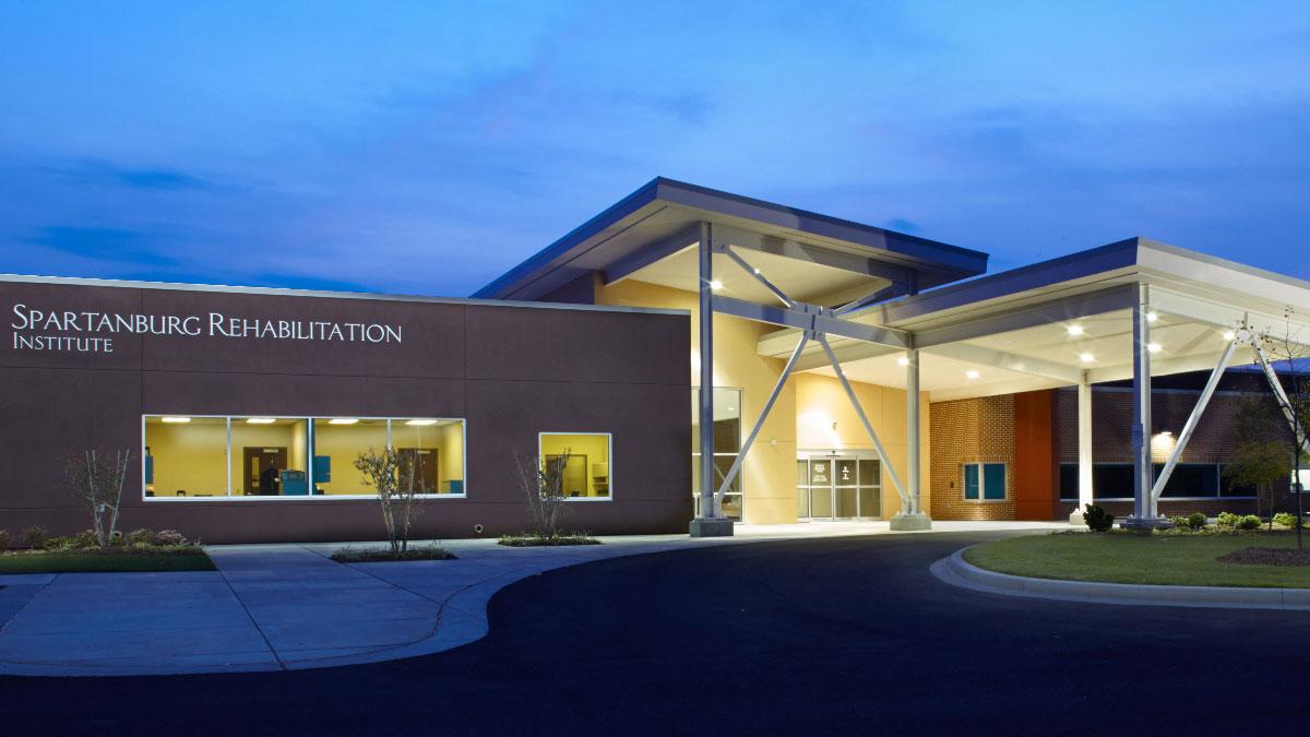 Spartanburg Rehabilitation Institute
