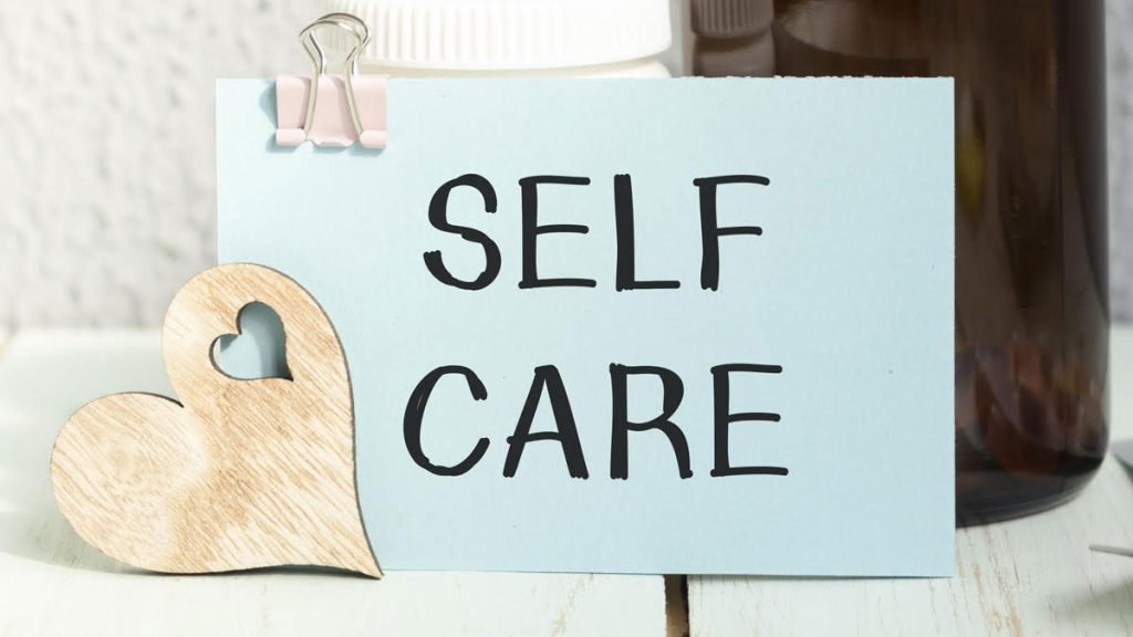 Graphic: Self Care