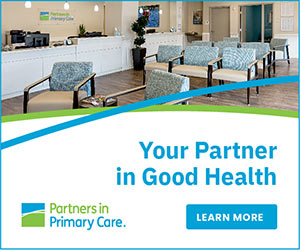 Partners in Primary Care. Your partner in good health. Learn More. 300x250