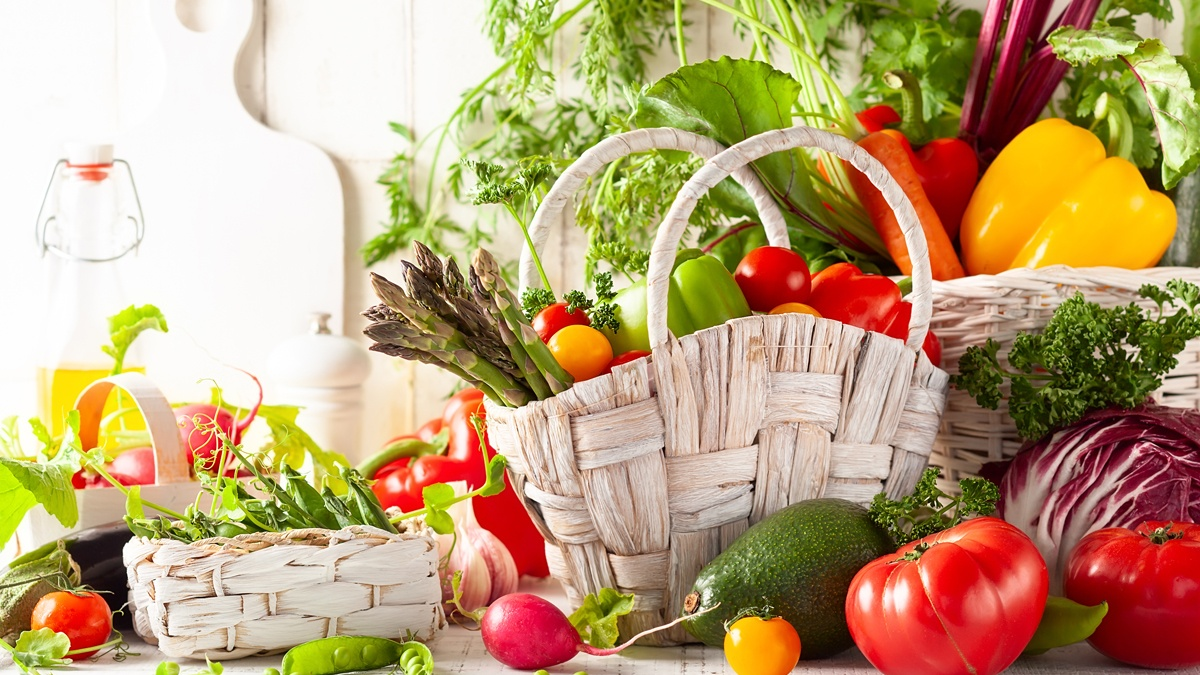 Vegetables for Clean Eating and Weight Loss