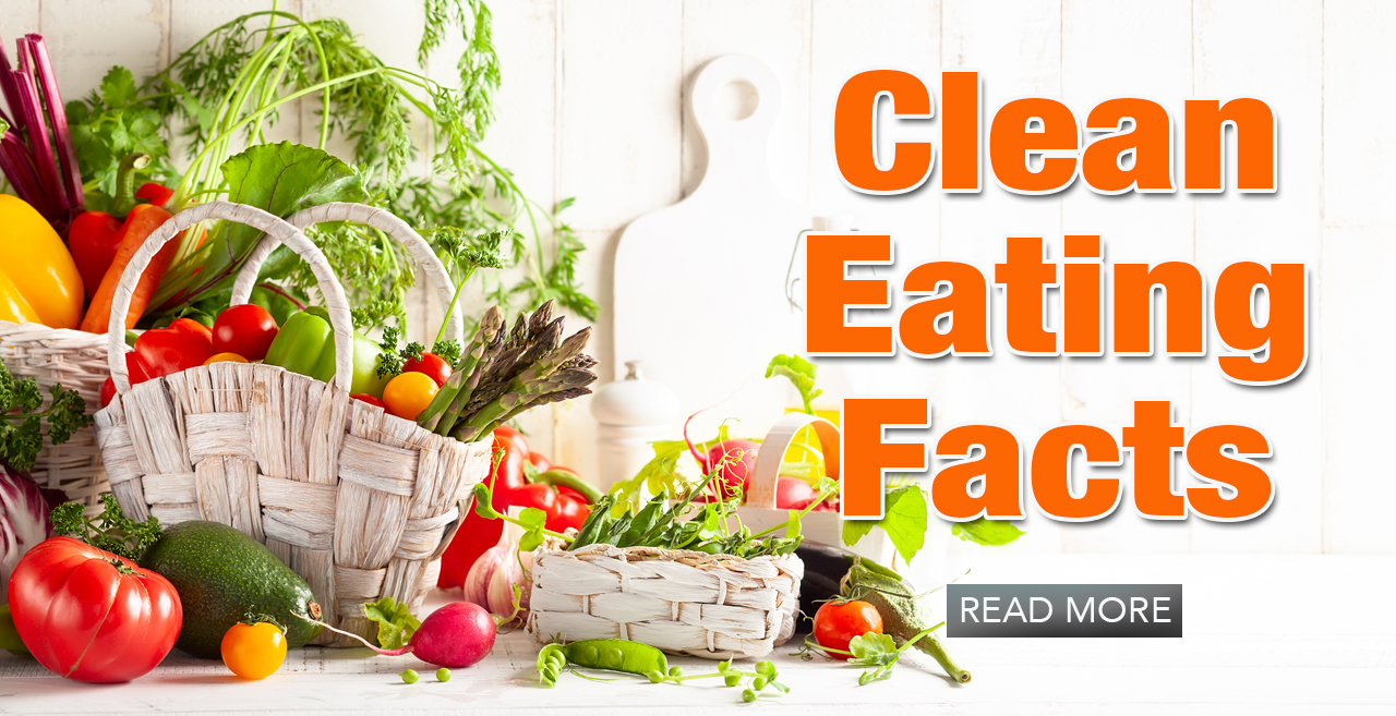 Read about Clean Eating