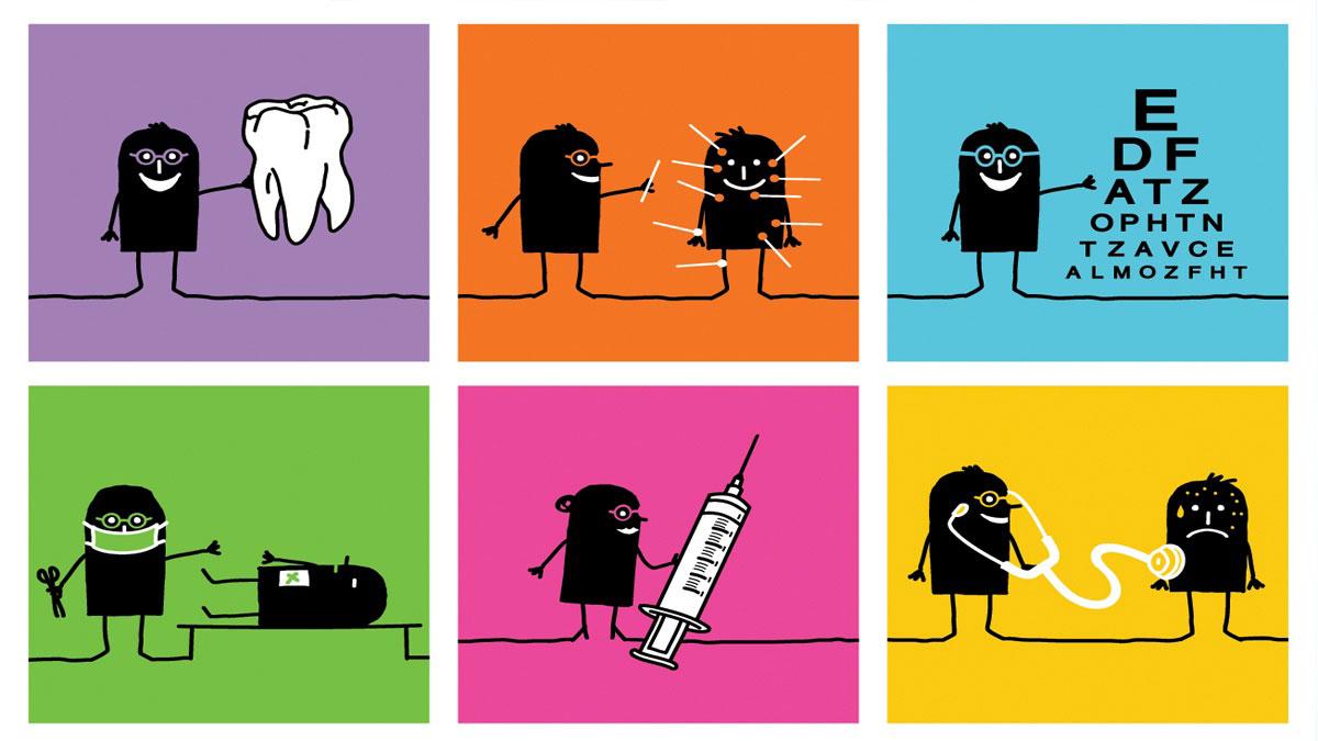 Graphic: Delaying Preventive Care