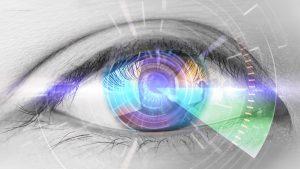 Graphic: Eye (Cataracts)
