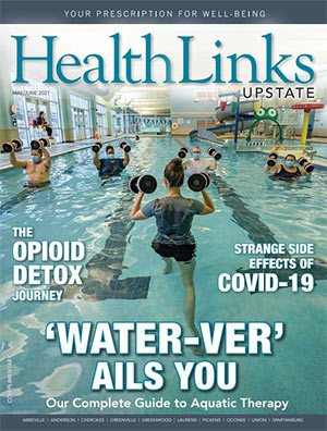 HealthLinks Upstate Magazine March/April 2021 Issue