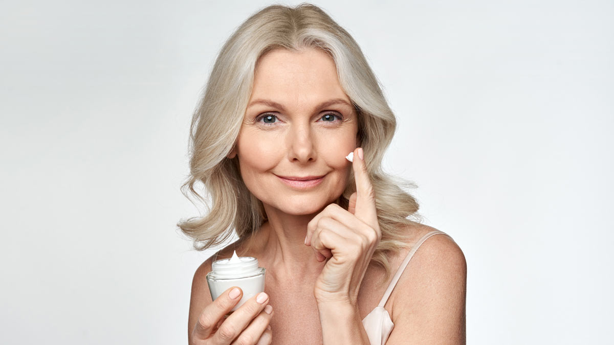 Aging gracefully treating wrinkles through skin care