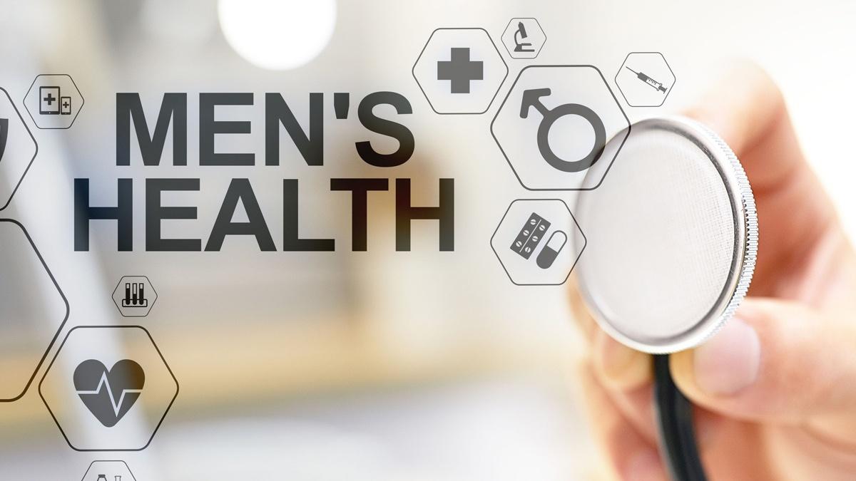 Graphic - Men's Health