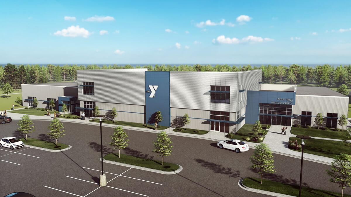 Easley, SC - YMCA
