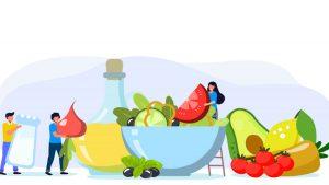 Graphic - Salad